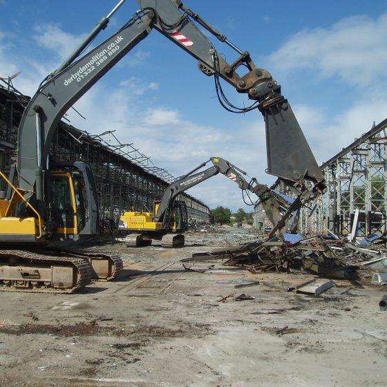 Derby Demolition